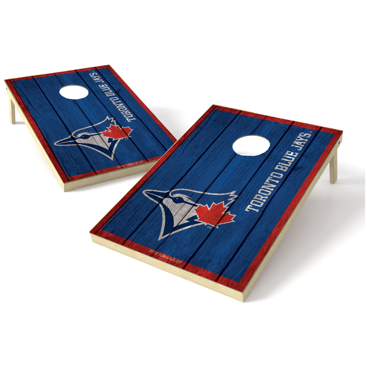 2X3 Shield Game MLB Big Vintage Toronto Blue Jays