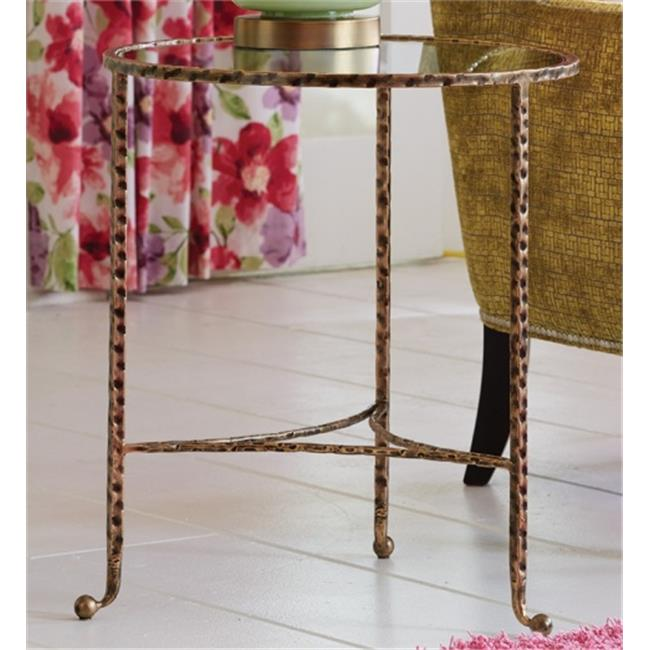 Split P 4300-264 Round 3-leg Accent Table