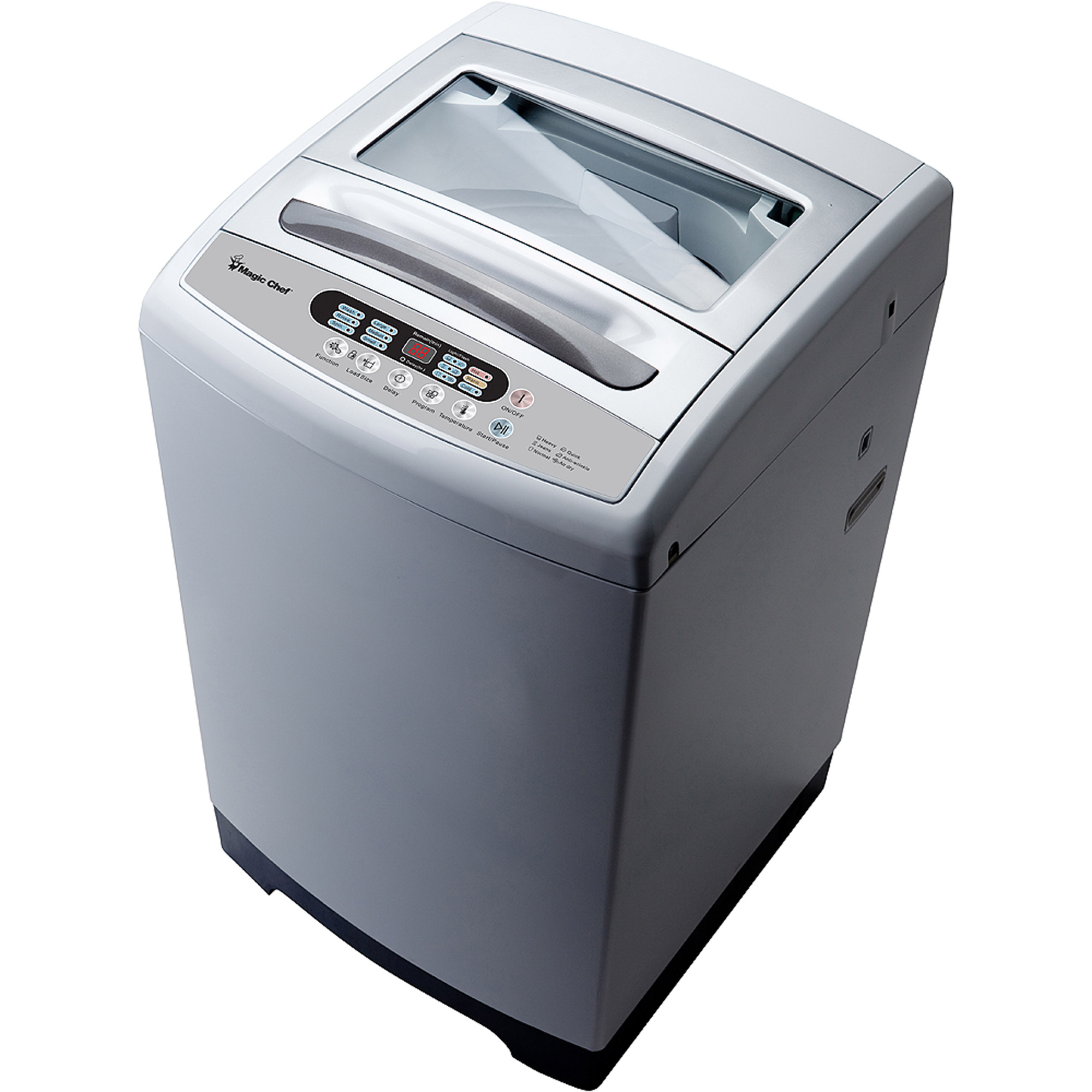 Magic Chef 2.1 cu. ft. Top Load Portable Washer