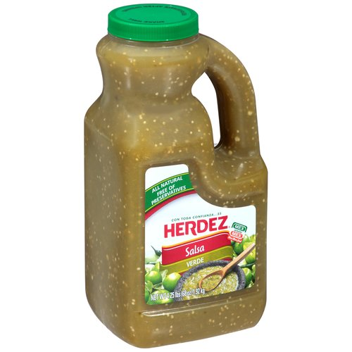HERDEZ Salsa Verde, 68 oz
