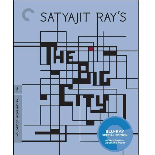 The Big City (Bengali) (Criterion Collection) (Blu-ray) (Full Frame)