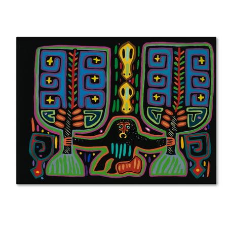 Trademark Fine Art 'San Blas II' Canvas Art by Pat