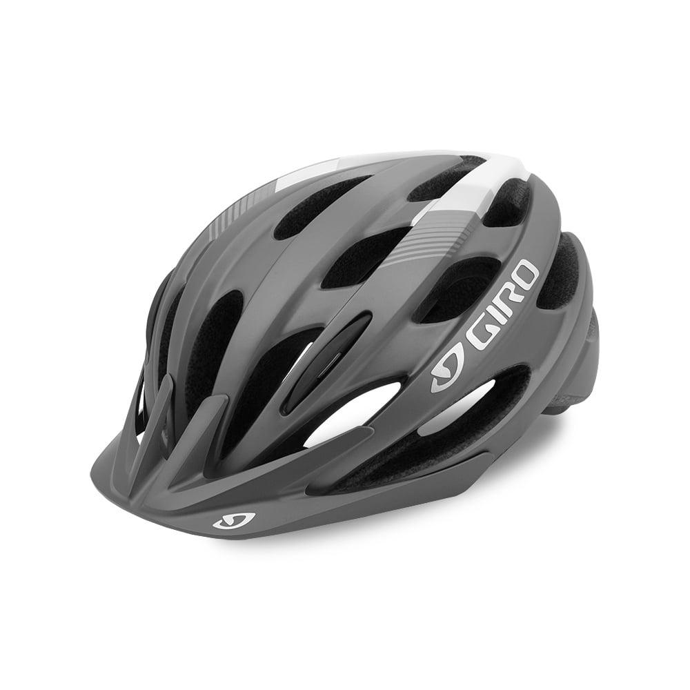 Giro Revel Bike Helmet (Matte Titanium/White) (Universal ...
