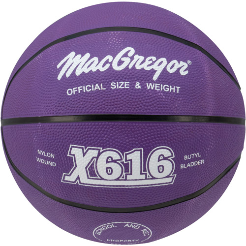 MacGregor Multi-Color Official Basketball