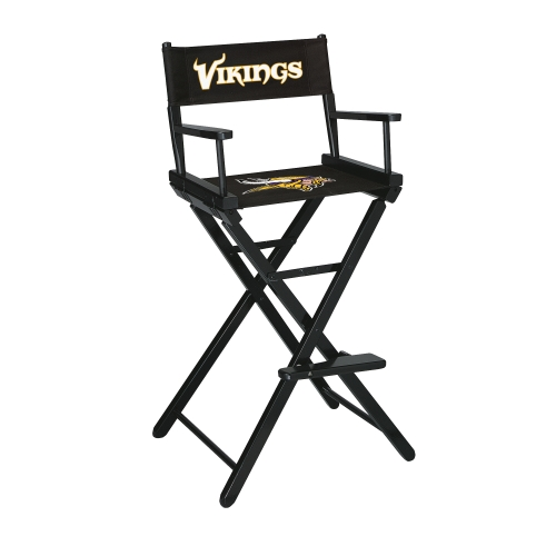 Imperial NFL Directors Chair - Bar Height