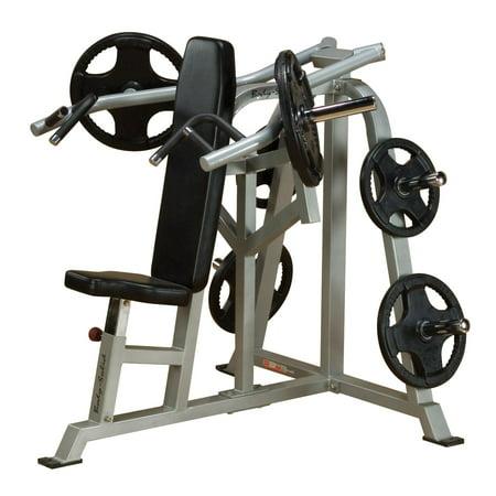 Body-Solid LVSP Leverage Shoulder Press Bench