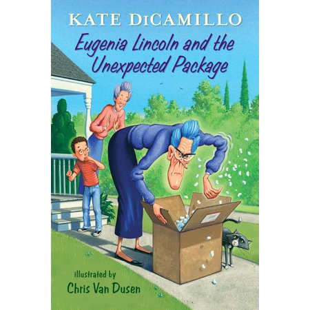 Eugenia Lincoln and the Unexpected Package : Tales from Deckawoo Drive, Volume