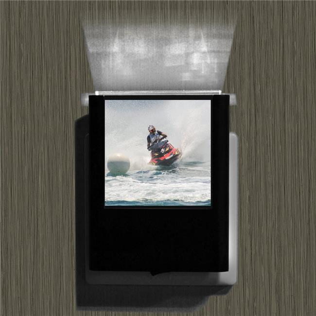 Uniqia UNLC0274 Night Light - Jetski Color