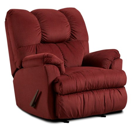 Chelsea Home Furniture Burlington Chaise Rocker Recliner