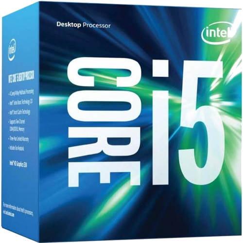 Intel Core i5 7500 Kaby Lake 3.40 GHz Quad-Core LGA 1151 6MB Cache Desktop Processor - BX80677I57500