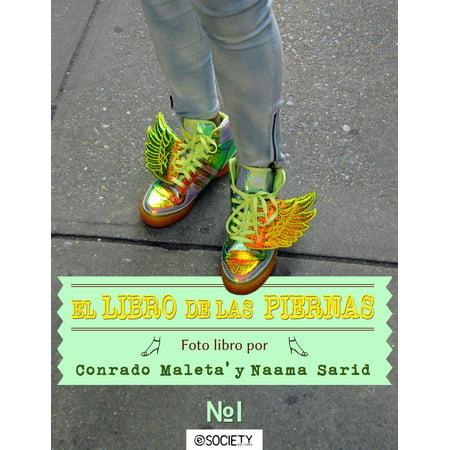 El libro de las piernas - eBook