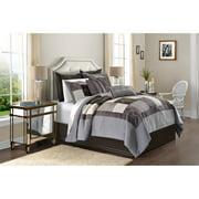 Adorn Home Rochelle 4pc Comforter Set- Q