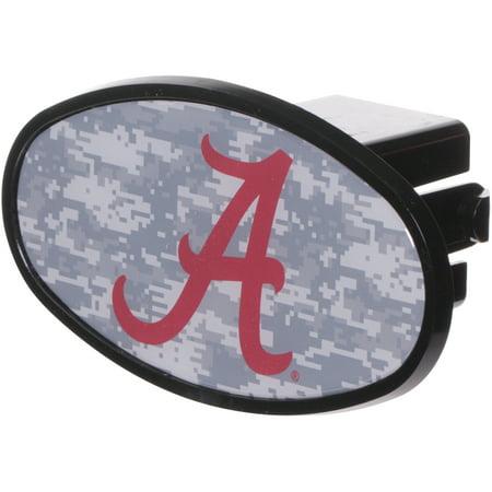 Alabama Crimson Tide Plastic Oval Fixed 2
