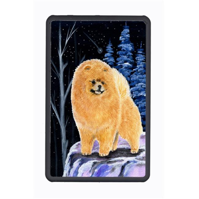 Carolines Treasures SS8396KFC Starry Night Pomeranian Kindle Fire Snap on Case