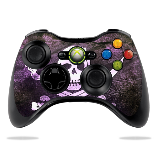 Protective Vinyl Skin Decal Cover for Microsoft Xbox 360 Controller wrap sticker skins Pirate