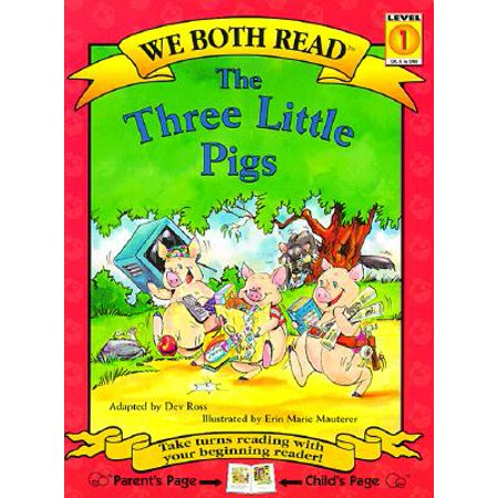 2 Pkg Ready Made - The Three Little Pigs