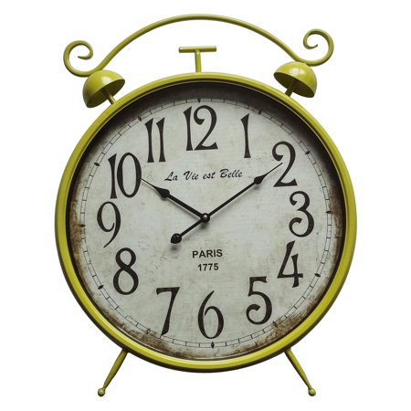 Yosemite Home Decor Fire Station 20 In Wall Clock Walmart Com