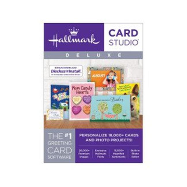 Hallmark Card Studio Deluxe (Email Delivery)