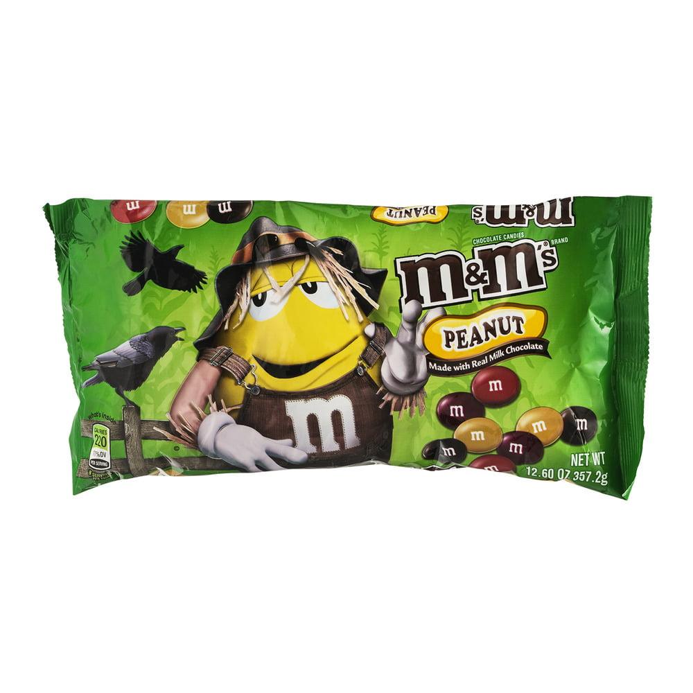 M&M's Peanut, 12.6 OZ