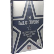 Dallas Cowboys The Complete History of America's Team 1960-2003 DVD - No Size