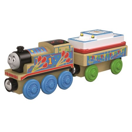 Thomas & Friends Wood Birthday Thomas Musical Engine](Thomas The Tank Engine Birthday)