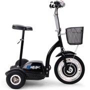 MotoTec 350 Watt 36V 3 Wheel Electric Trike Mobility Scooter