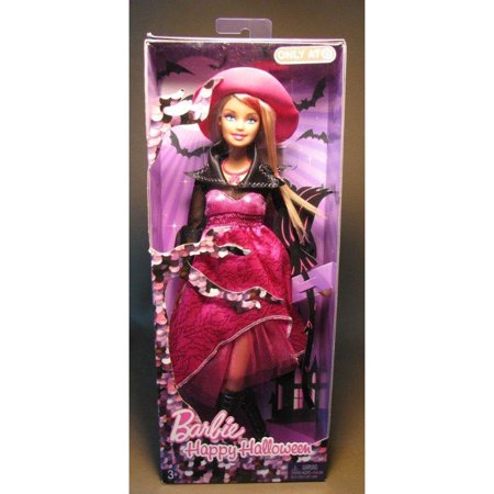 Happy Halloween Barbie - Halloween Barbie Target