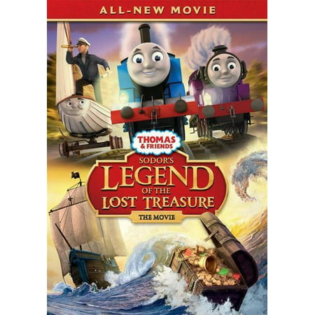 Thomas And Friends  Sodors Legend Of The Lost Treasure   The Movie