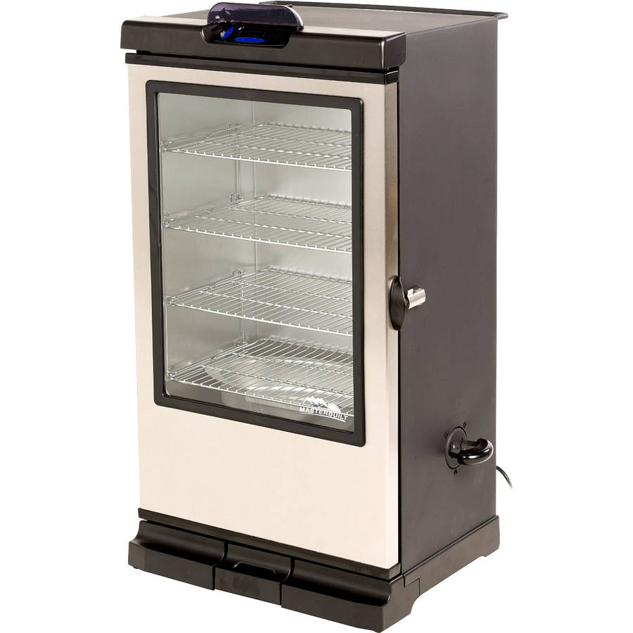 Masterbuilt Bluetooth Smart Digital Electric Smoker, 40""