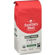 Seattle's Best™ Organic Fair Trade Signature Blend No. 4 Ground Coffee 12 oz Bag