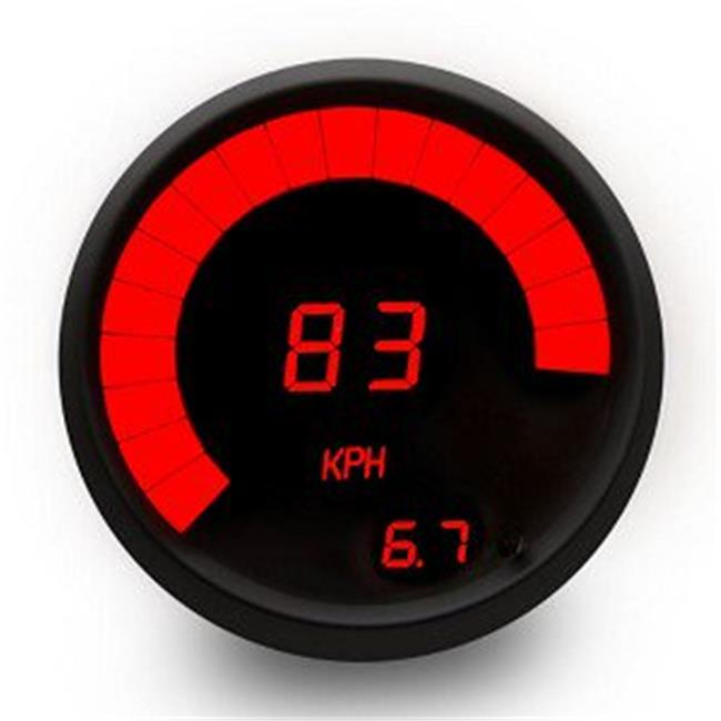 M9250RM Speedometer Replacement - Black