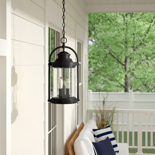 Breakwater Bay Claire 3-Light Outdoor Hanging Lantern