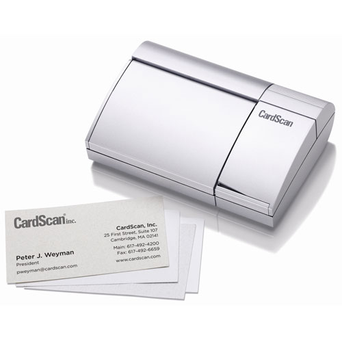 DYMO Canon CardScan Personal v8 Card Scanner for 32- bit systems by Sanford, L.P.
