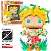 Dragon Ball Funko POP! Animation Broly Vinyl Figure [Super-Sized]