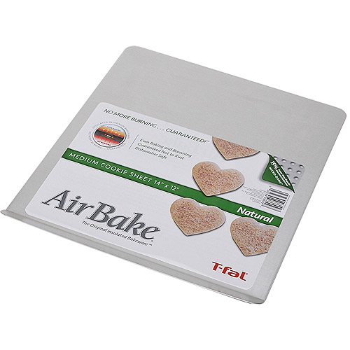 "T-Fal AirBake Natural Cookie Sheet, 14"" x 12"""