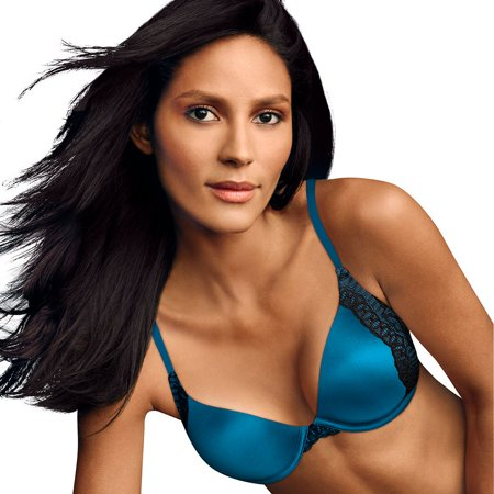 d323e4b5440db Maidenform - Maidenform 9428 Natural Boost Demi Bra - Walmart.com
