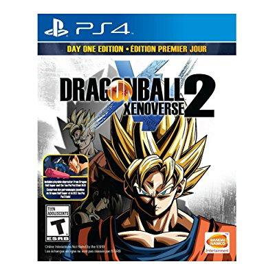dragon ball xenoverse 2 - playstation 4 day one edition ps4 new 100%