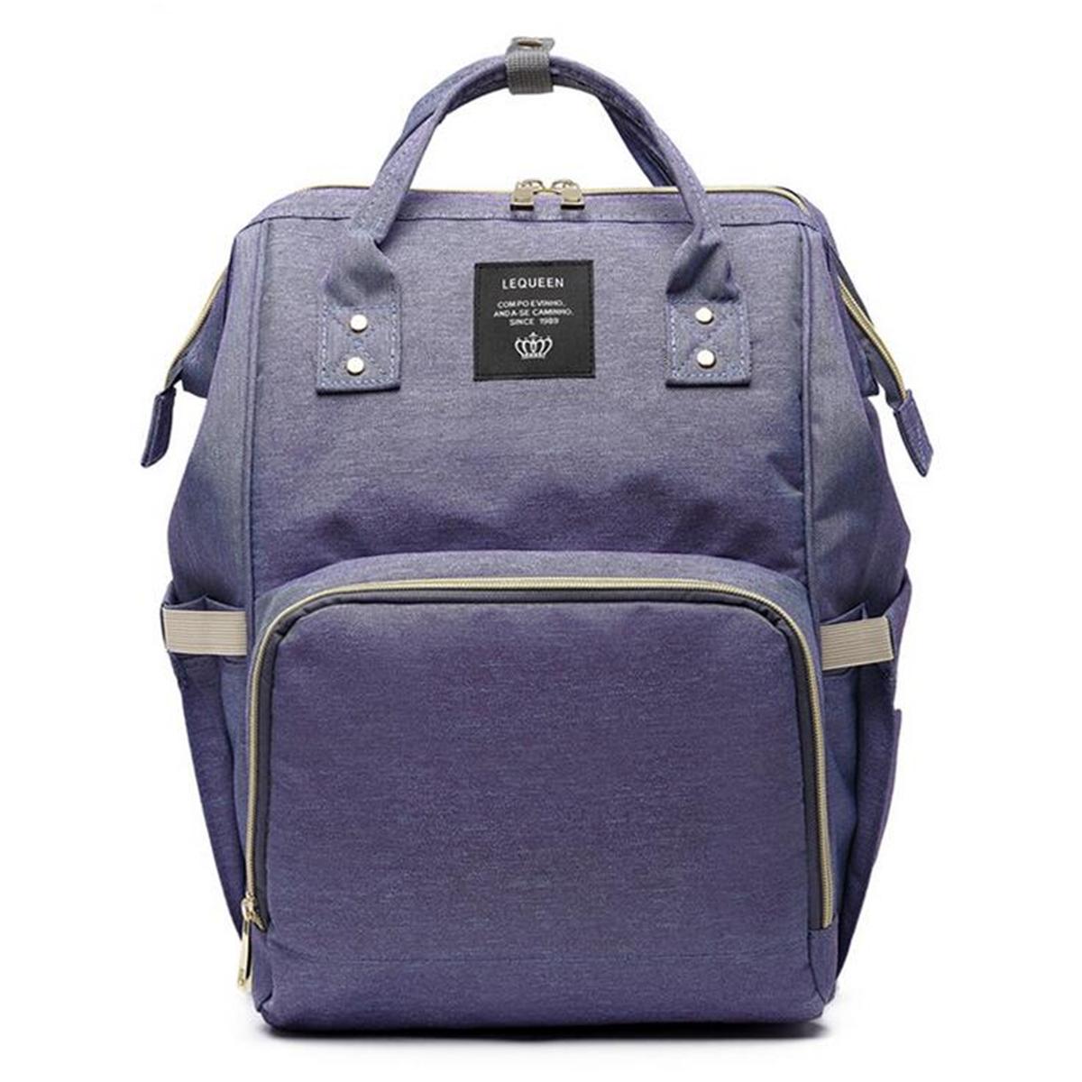 Meigar Multifunctional Backpack Waterproof Large Bag Baby Diaper Bag Mummy Travel Backpack