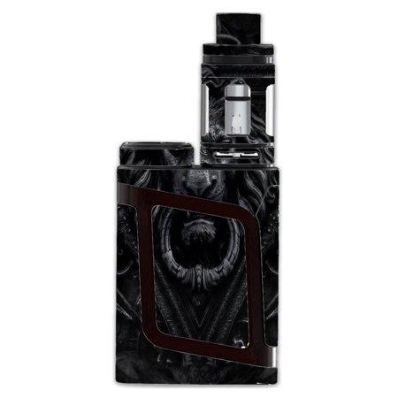 Skins Decals For Smok Al85 Alien Baby Kit Vape Mod / Gothic Lion Door Knocker