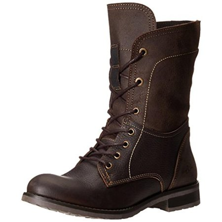 ac968ce55c933 Bos. & Co. - Bos. & Co. Womens Massey Leather Waterproof Combat ...