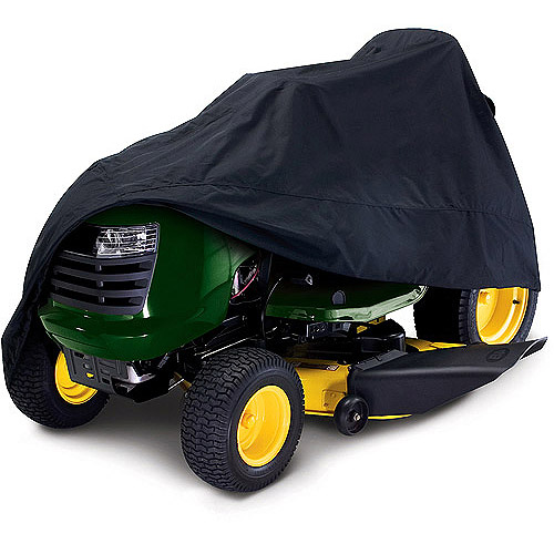 Classic Accessories Deluxe Tractor Storage Cover, fits Lawn Mowers with a deck up to 54""