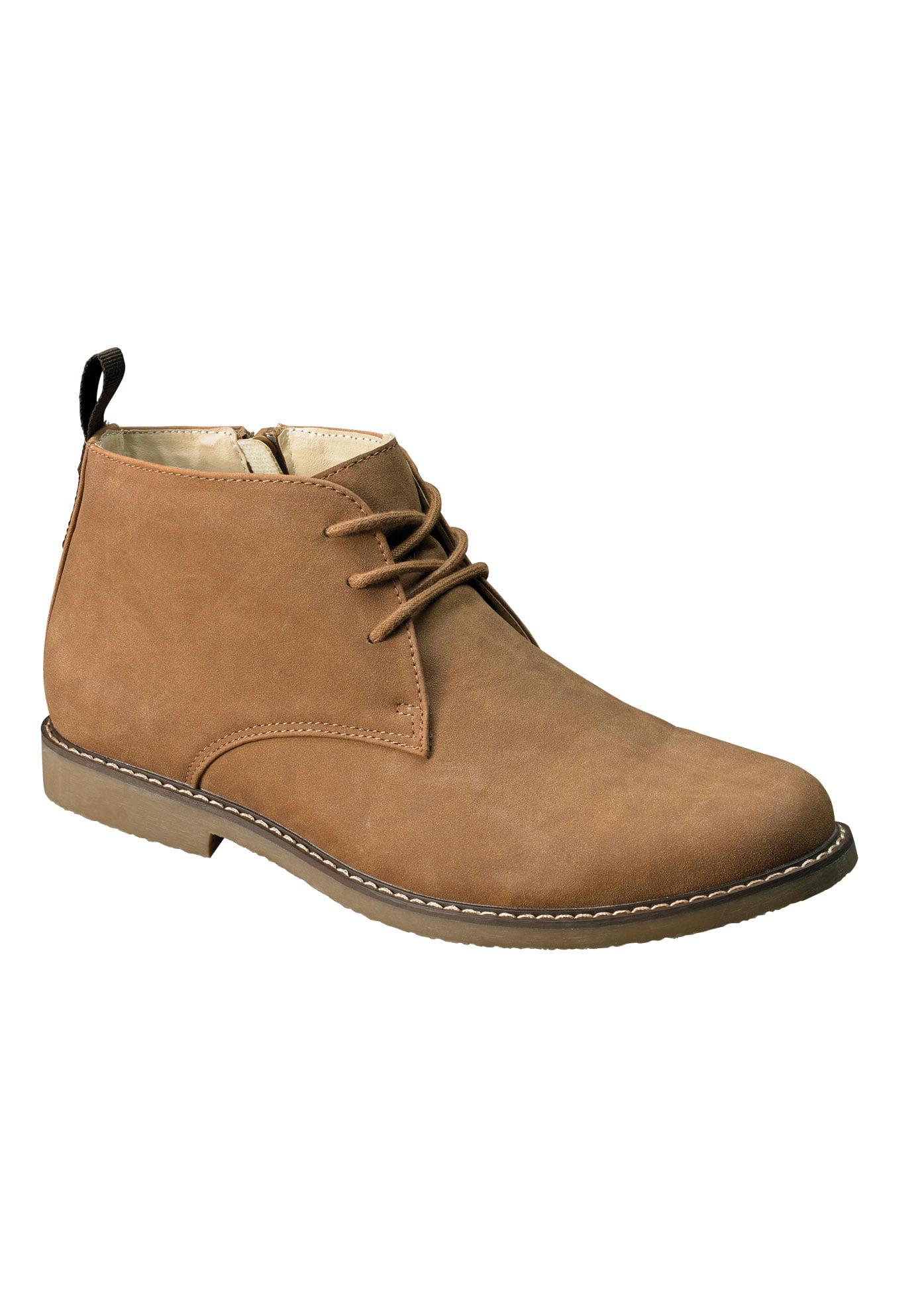 Wide Width ™ Chukka Boots - Walmart