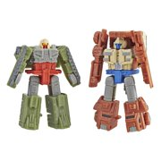 Generations War for Cybertron: Siege Micromaster Wfc-S6 Autobot Battle Patrol 2 Pack Action Figure Toys, Featuring classic G1 characters –.., By Transformers