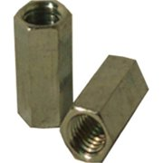 Boltmaster 11848 0.62-11 in. Steel Coupling Nut