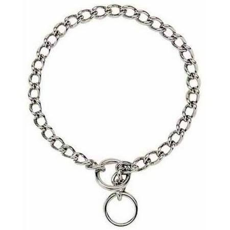 Alliance Heavy Chain Choke Dog Collar, 22