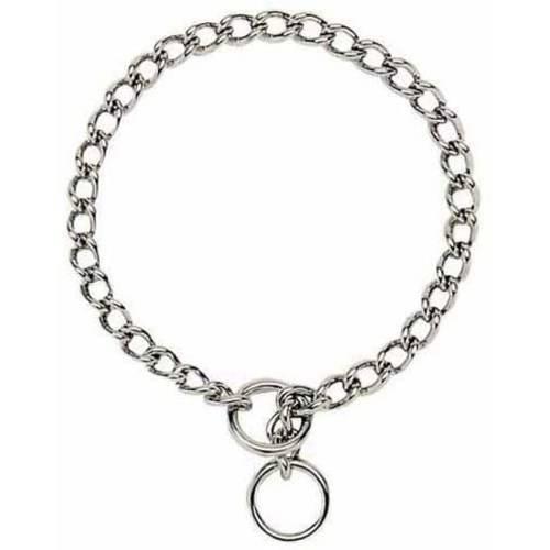 alliance heavy chain choke dog collar  22 u0026quot