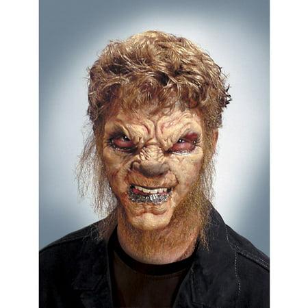 Werewolf Foam Appliance Adult Halloween Prosthetic Accessory - Werewolf Nose Prosthetic