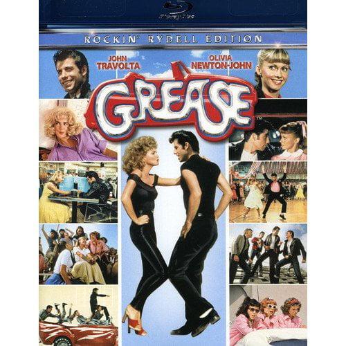 Grease (Rockin' Rydell Edition) [Blu-ray]