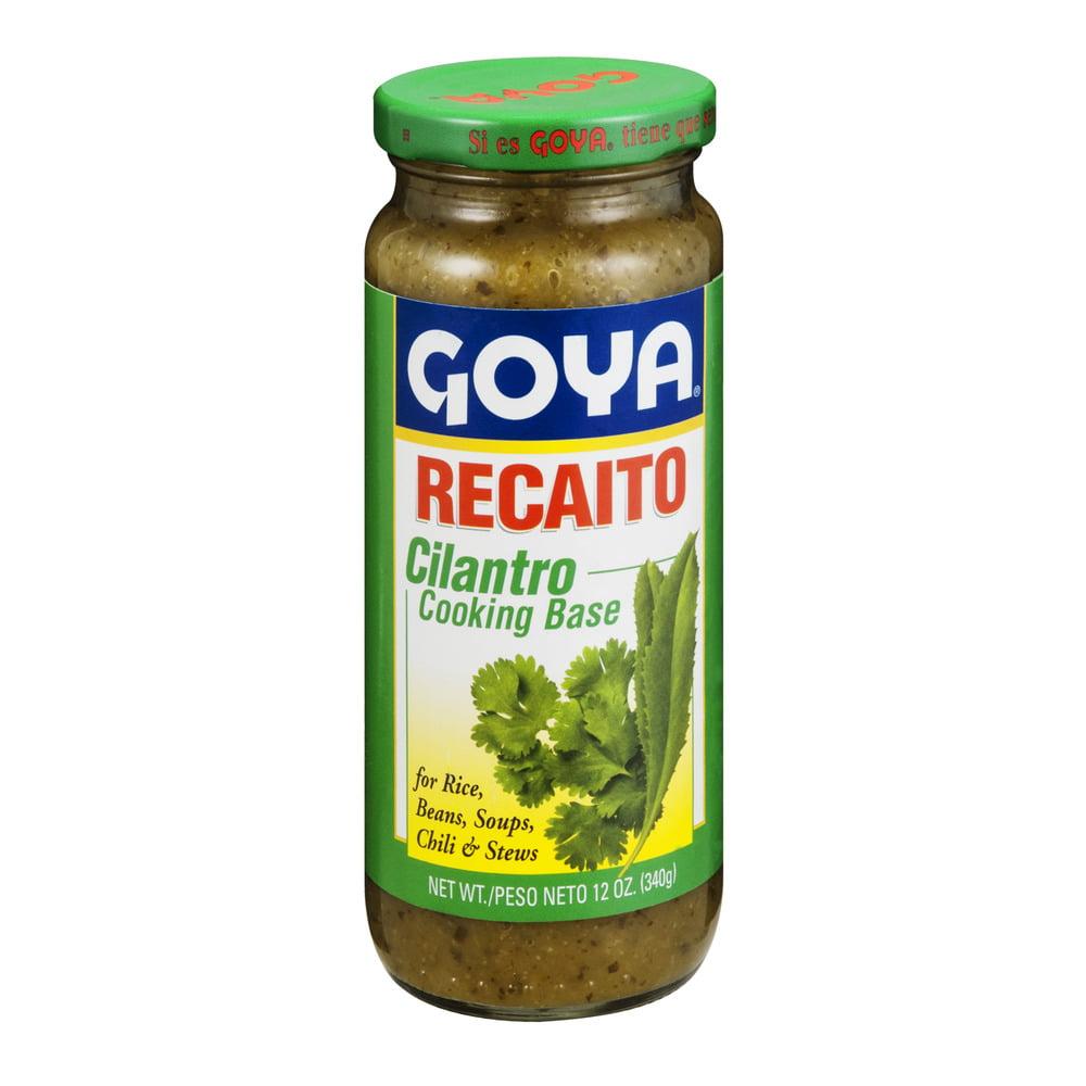 Goya Cilantro Cooking Base, 12 oz by GOYA FOODS, INC.