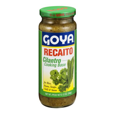 Goya Cilantro Cooking Base  12 0 Oz